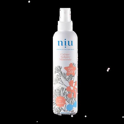 NIU - Sunscreen SPF50+