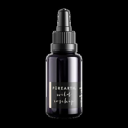 PUREARTH - Wild Rosehip supercritical face oil