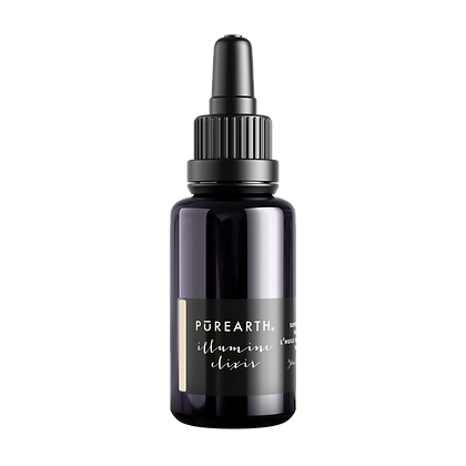 PUREARTH - Illumine Elixir face oil