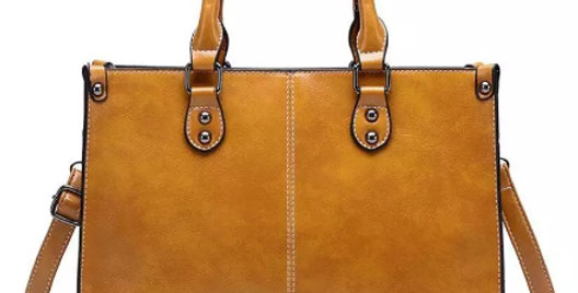 Casual to Evening Exec. Tote