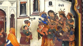 Amarnama - Guru Nanak, the chief of all deities