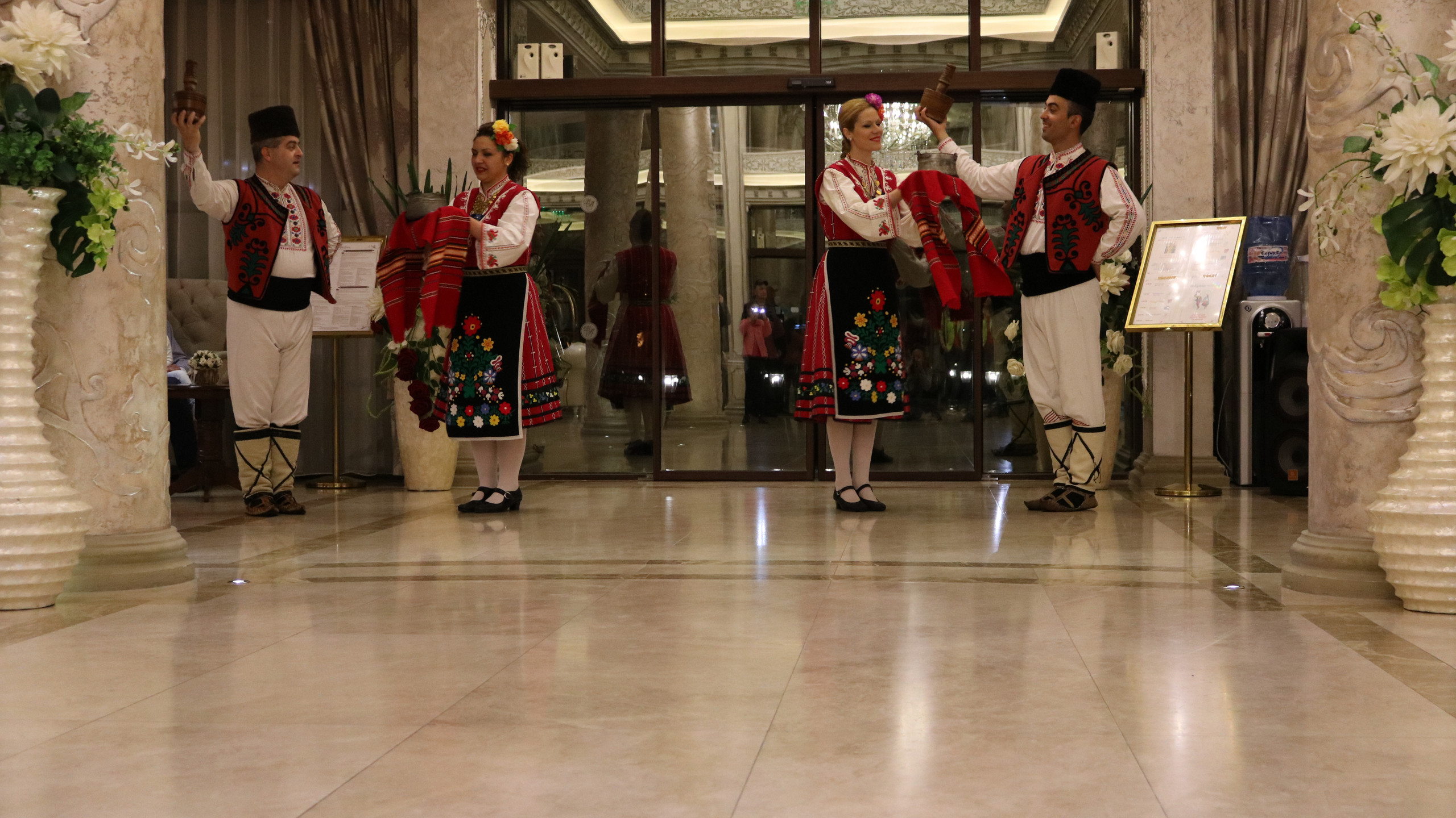 Balkan Traditional Dance