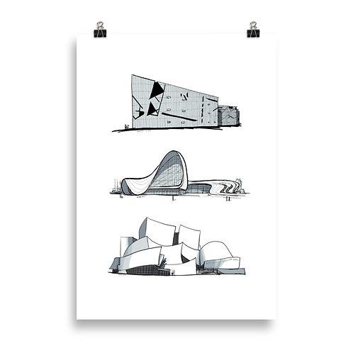 Poster 03 Deconstructivism