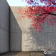 Concrete and Cherry