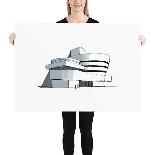 Poster 07 Guggenheim NY