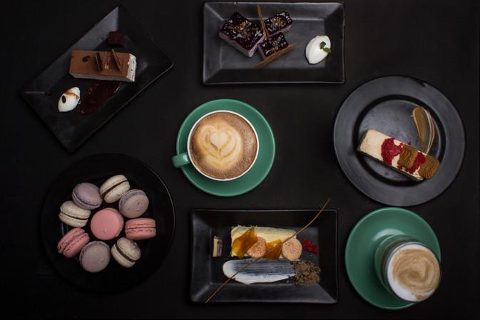 Coffee & Desserts