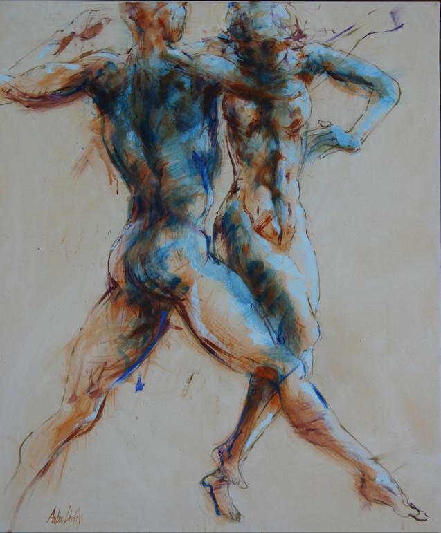 27_tangodansers_acryl_op_doek_120_ß_100.