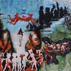     Een Hallucinarium is een ontwikkelingsschilderij.  Een geschilderde film  Spel met de realiteit, reizend door de tijd;  als een fantasiebeeld,  als een droom,  als een visioen.  Een vrijblijvende studie laat zien hoe dat voor  een stad een regio of een andere verbinding uitziet:  06-86446685        Een Hallucinarium is een ontwikkelingsschilderij.  Een geschilderde film  Spel met de realiteit, reizend door de tijd;  als een fantasiebeeld,  als een droom,  als een visioen.  Een vrijblijvende studie laat zien hoe dat voor  een stad een regio of een andere verbinding uitziet:  06-86446685    