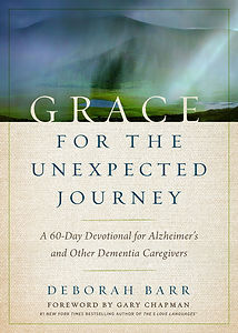 Grace for the Unexpected Journey book cover