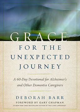 Devotional for Alzheimer's and Dementia Caregivers book cover
