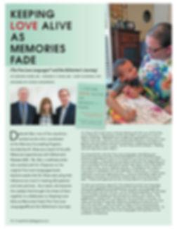 Forsyth Family Magazine Ed Shaw