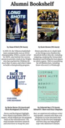 Penn State Alumni Bookshelf