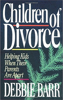 Children of Divorce: Helping Kids When Their Parents are Apart book cover