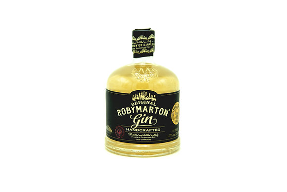 Handcrafted Premium Gin Roby Marton