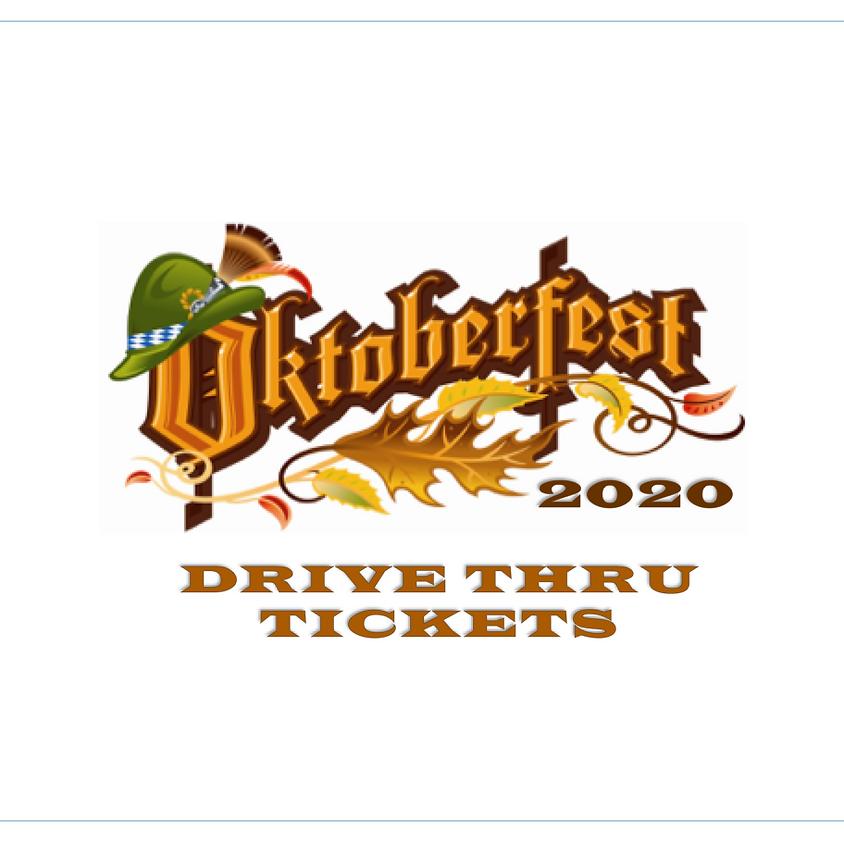 Oktoberfest 2020- Drive Thru