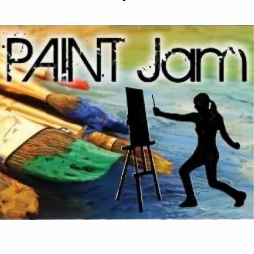 Paint Jam with Suzette Terry