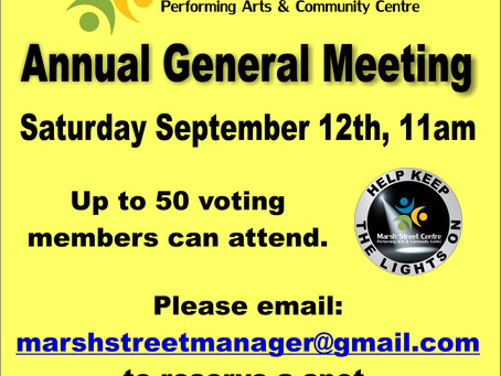 MSC Annual General Meeting