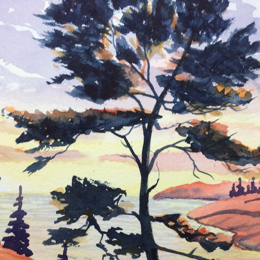 Workshop: Painting with Watercolours