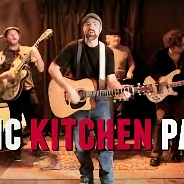 Livestream Concert - Celtic Kitchen Party