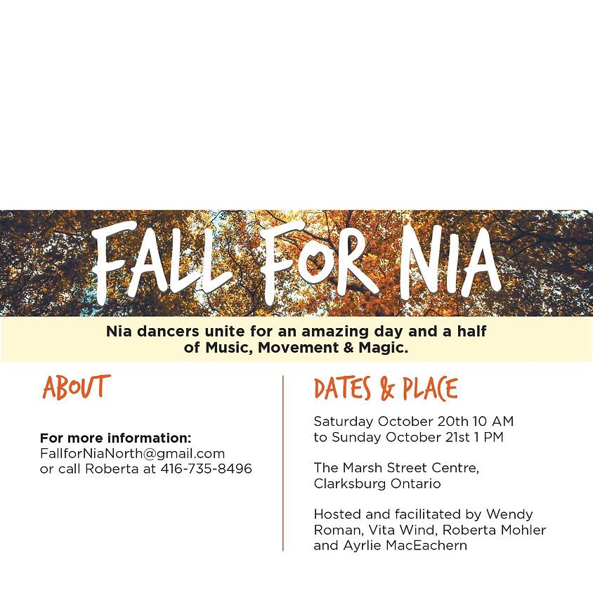 Fall for Nia!