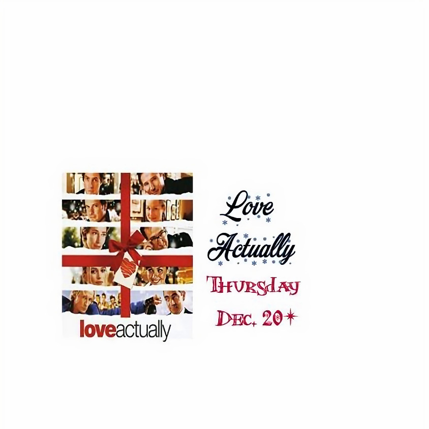 Movies at the Marsh - Love Actually