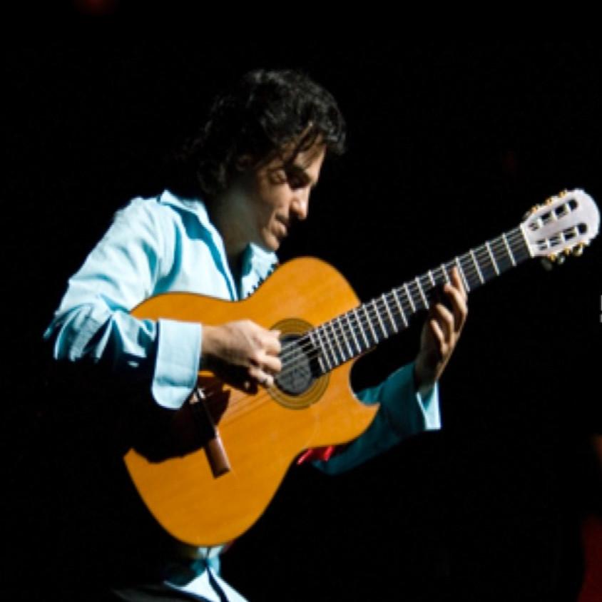 MSC Event: Robert Michaels - World/Flamenco Guitarist