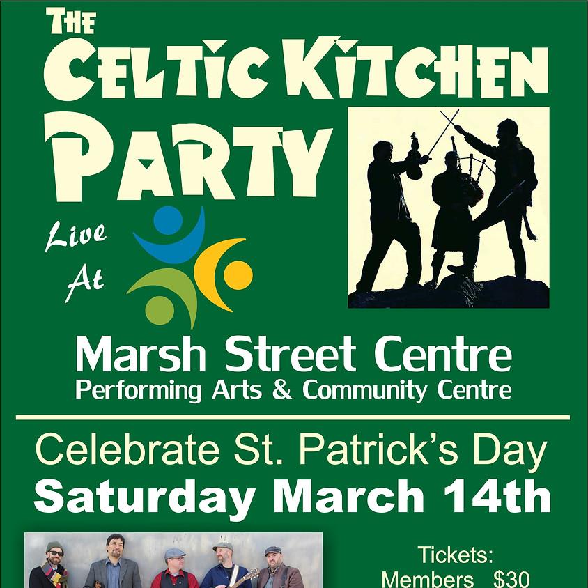 MSC Concert: The Celtic Kitchen Party (POSTPONED)
