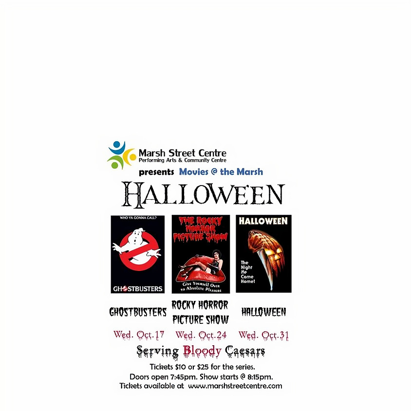 Movies at the Marsh October 2018
