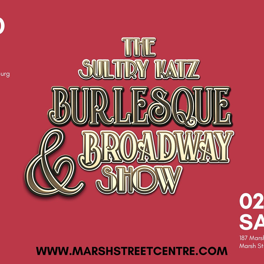 Special Rate - Burlesque & Broadway Show: 'That's Amore'