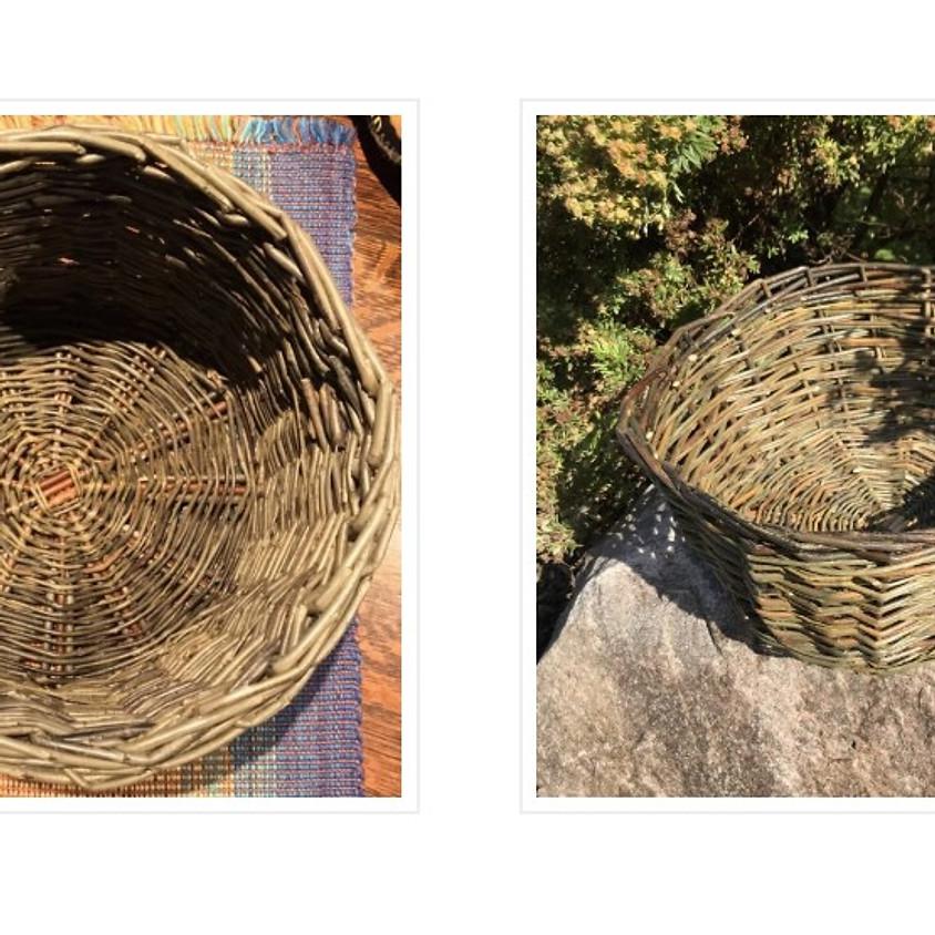 Workshop: Round Basket Making