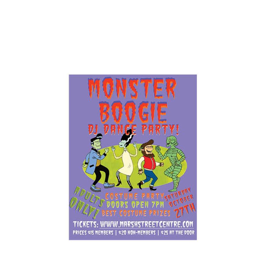 Monster Boogie DJ Dance Party!
