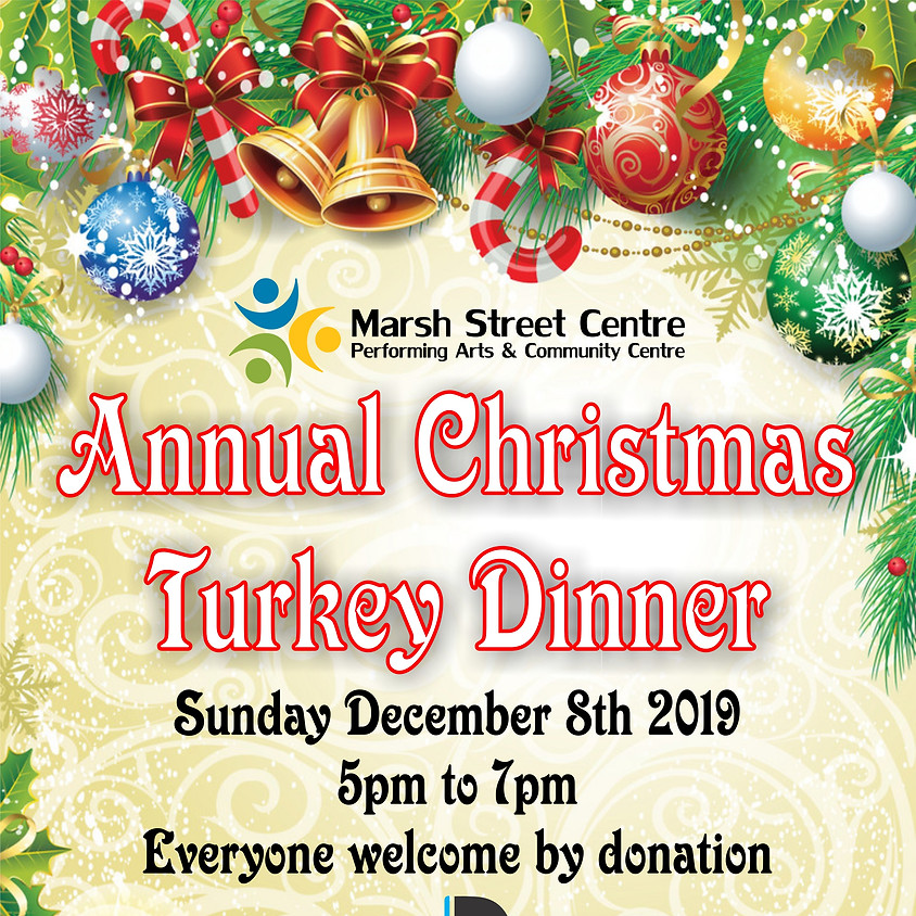 MSC Board Event:  Christmas Dinner - Free (Donations Welcome)
