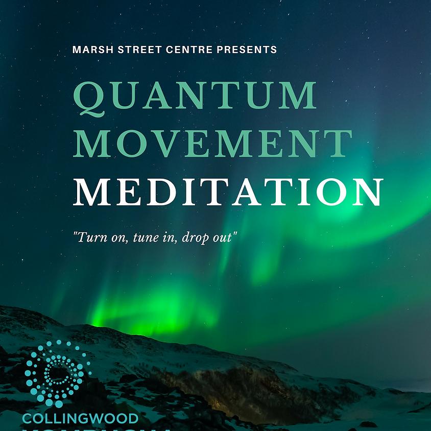 Quantum Movement Meditation + Potluck