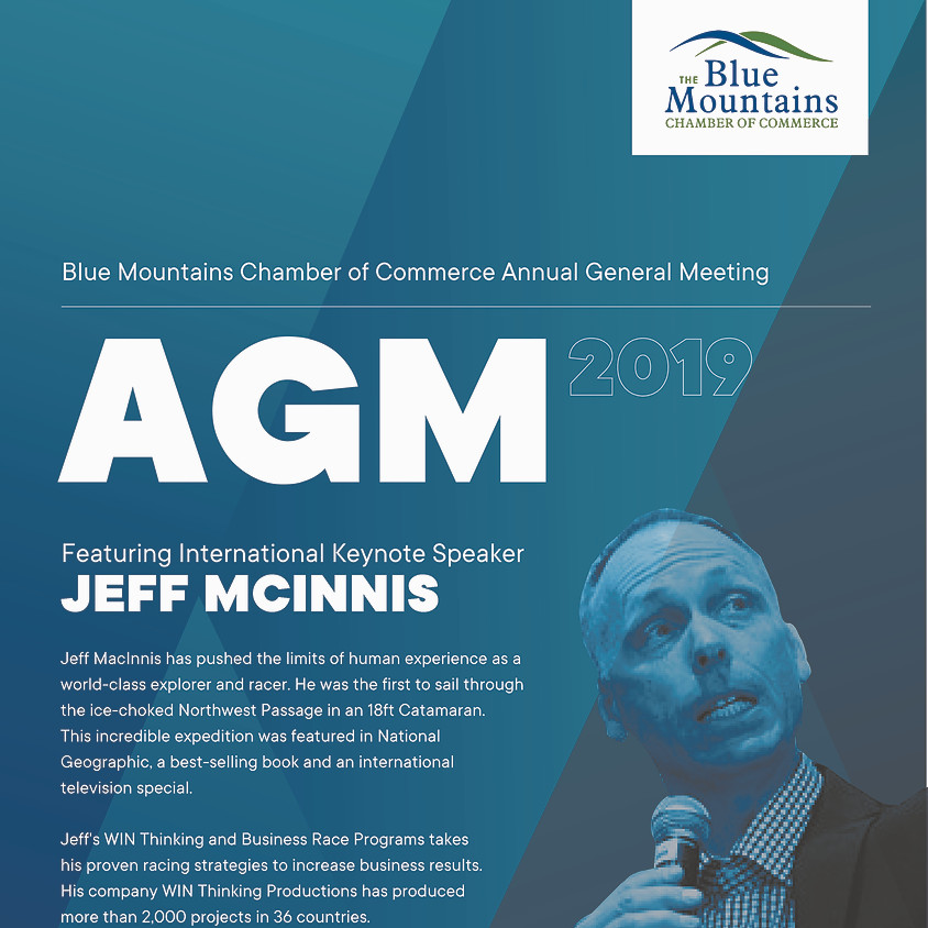 Blue Mountains Chamber AGM