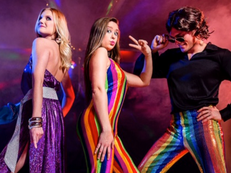 DISCO FUNKY FEVER-70'S STYLE