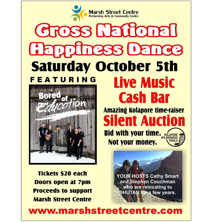 Gross National Happiness Dance