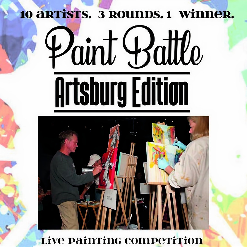 Competition:  Live Painting Battle