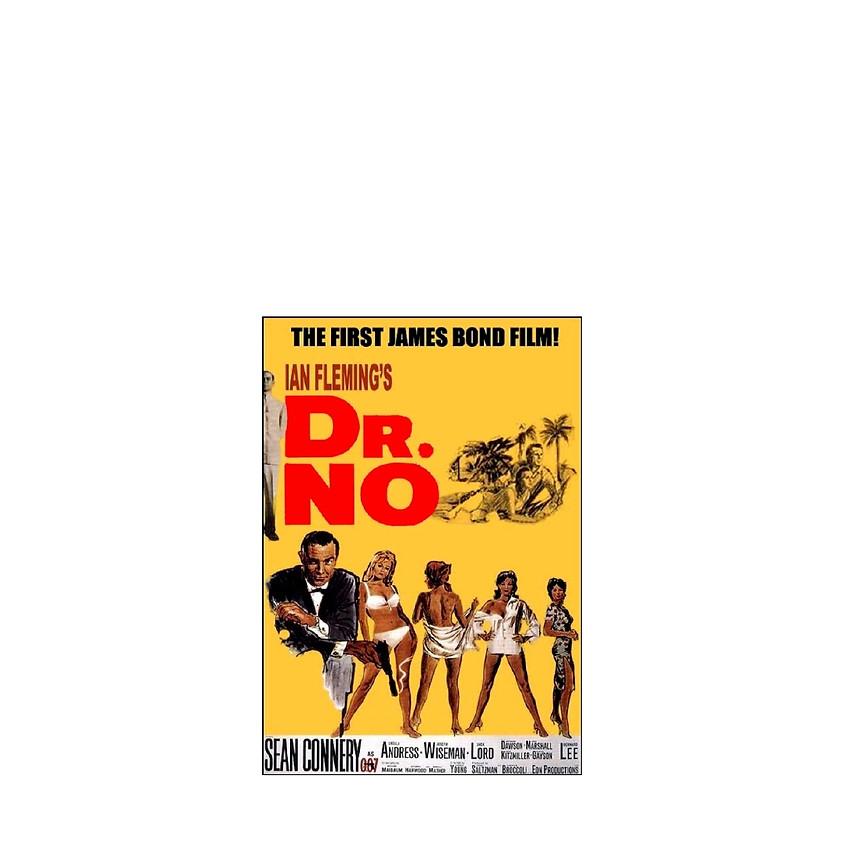 James Bond Trilogy - Dr. No (August 15th)
