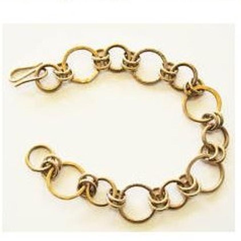 Bracelet Making with Leslie Lacombe