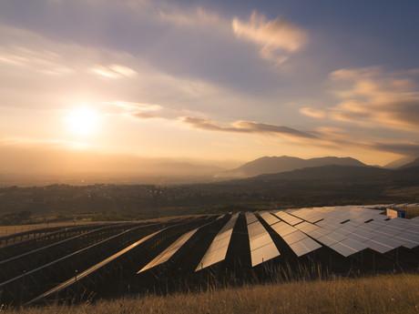 Strom aus Sonnenlicht als Klimaretter