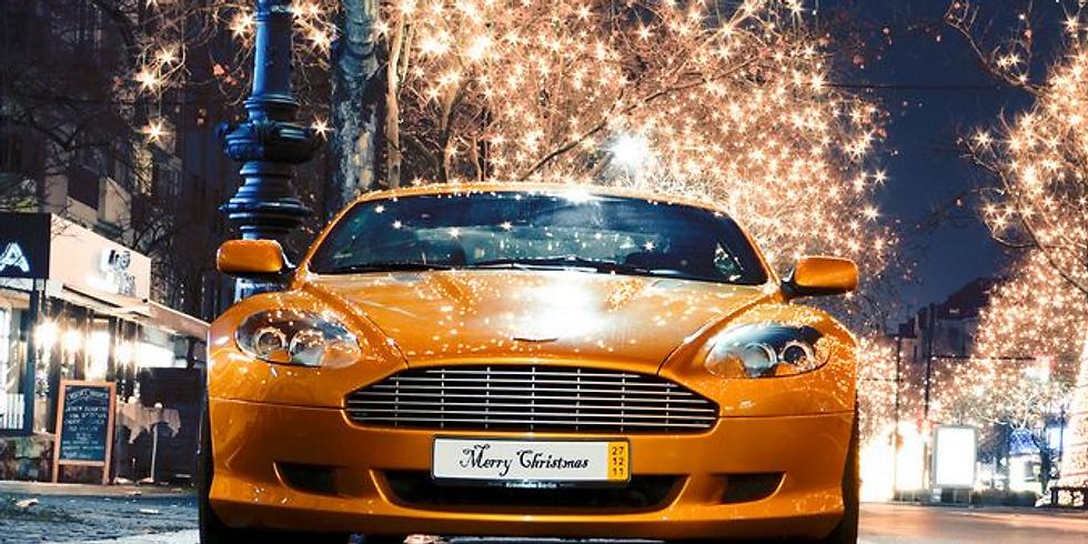 Classic & Modern - Xmas Meeting featuring Aston Martin