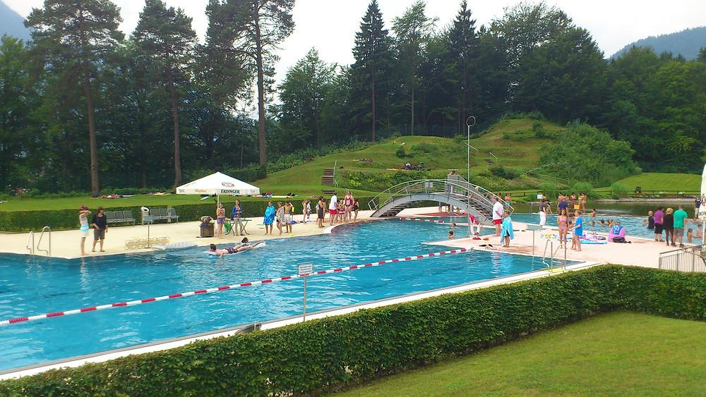 Schwimmbad Oberau