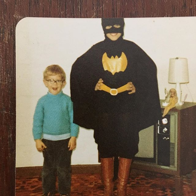 My big sister has always been my superhero