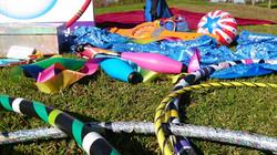 Colourful fun