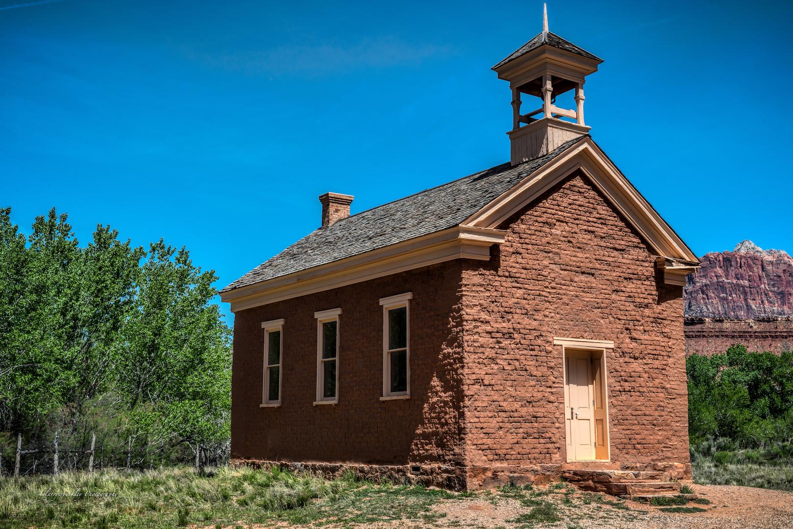 Grafton Adobe Schoolhouse