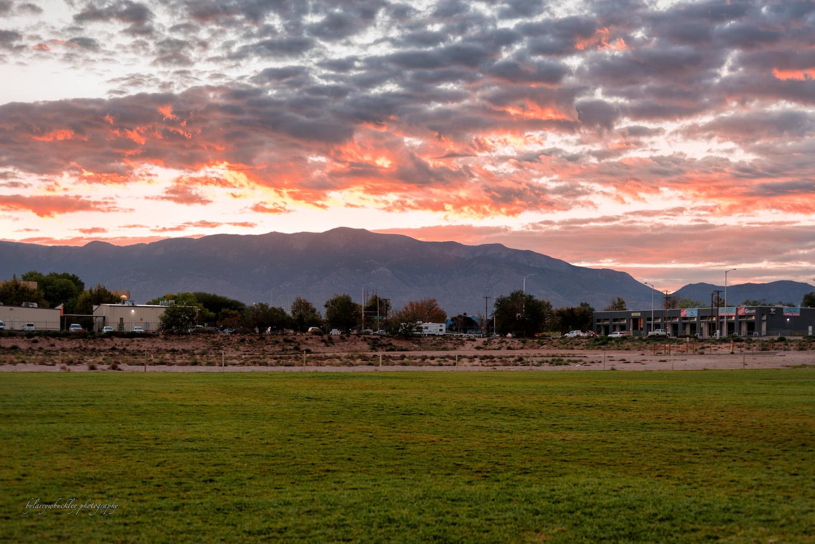 Fiesta Sunrise
