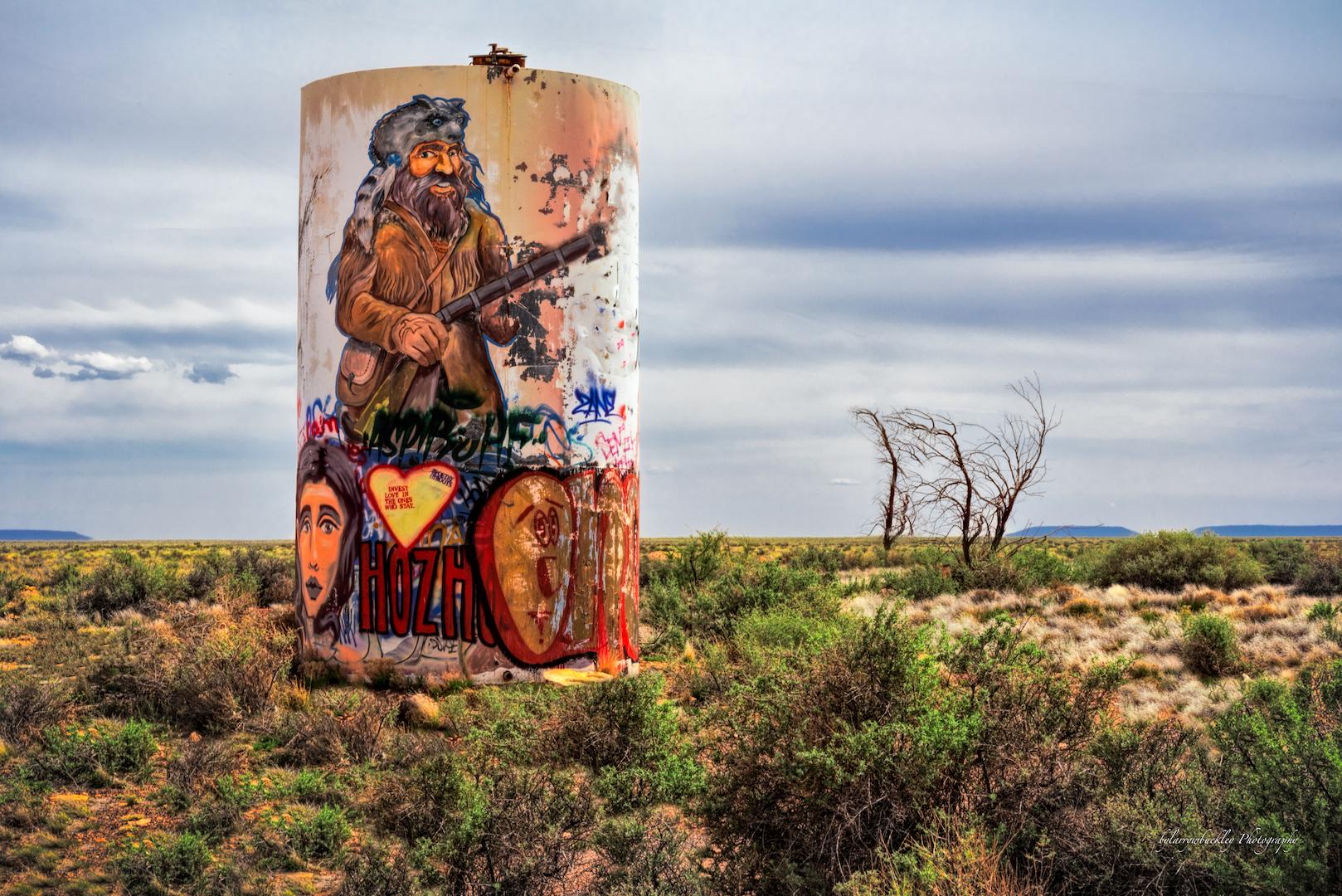 Watertower Art