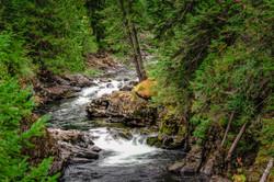 Falling River Water