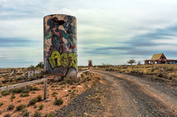 Desert Watertowers