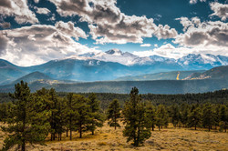 Rocky Mountain Afternoon